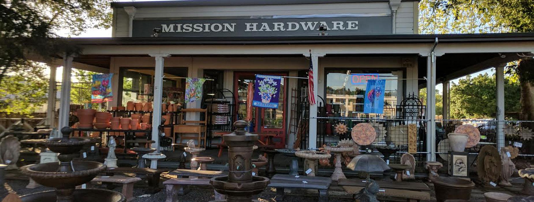 Hardware Store Santa Rosa, CA | Mission Ace Hardware U0026 Lumber