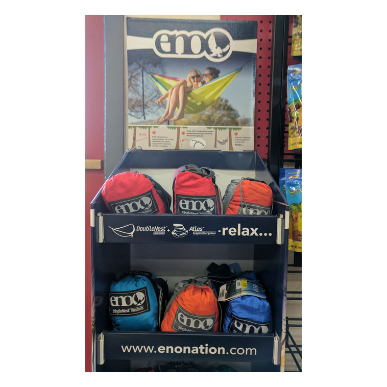 Eno Hammocks Are Now Available At Mission Ace Hardware Lumber In Santa Rosa Ca