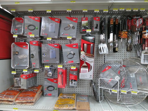 Barbecue accessories available at Mission Ace Hardware & Lumber in Santa Rosa, CA.