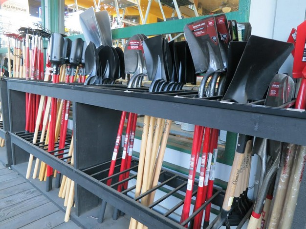Garden tools available at Mission Ace Hardware & Lumber in Santa Rosa, CA.