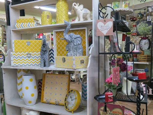 Giftware items are available at Mission Ace Hardware & Lumber in Santa Rosa, CA.
