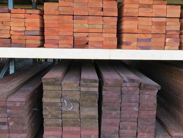 Pressure treated lumber is available at Mission Ace Hardware & Lumber in Santa Rosa, CA.